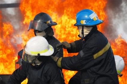 Brigada Emergencias Incendios