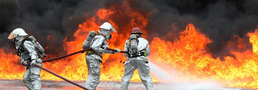 Atendiendo Emergencia Incendio