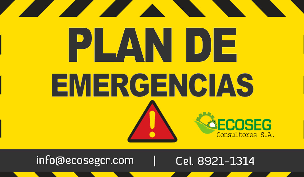 Plan Emergencias