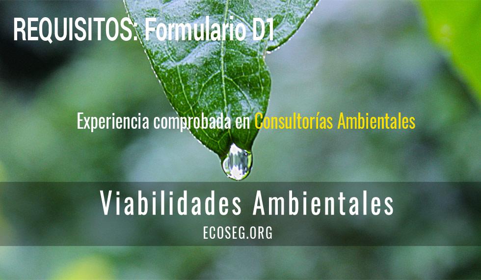 Viabilidades Ambientales