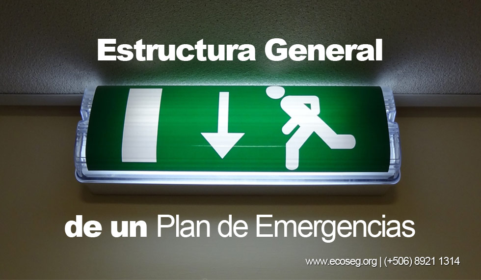 Plan Emergencia General