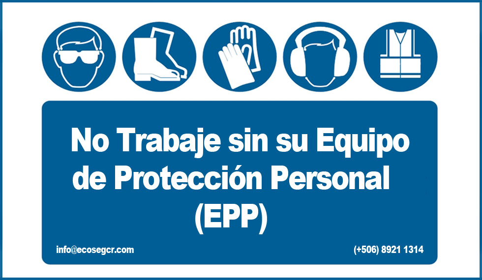 Equipo Proteccion Personal