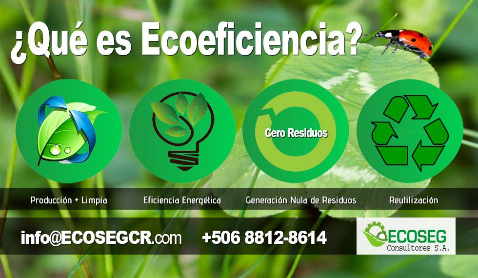 Que es Ecoeficiencia
