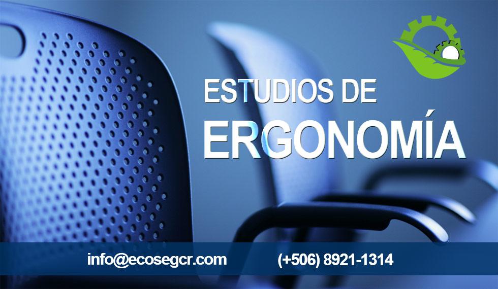 Estudios Ergonomicos ECOSEG