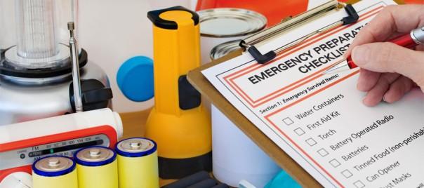 Check List Plan Emergencia